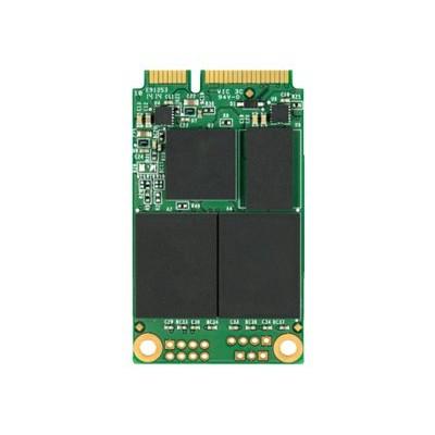 Transcend TS256GMSA370 MSA370 - Solid state drive - 256 GB - internal - mSATA - SATA 6Gb/s