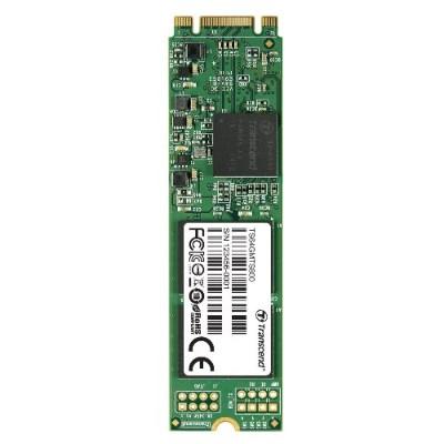 Transcend TS64GMTS800 MTS800 - Solid state drive - 64 GB - internal - M.2 2280 - SATA 6Gb/s
