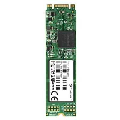 Transcend TS512GMTS800 MTS800 - Solid state drive - 512 GB - internal - M.2 2280 - SATA 6Gb/s