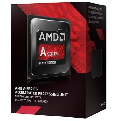 Advanced Micro Devices AD740KYBJABOX Dual-Core A6-7400K 3.50GHz Socket FM2+ Boxed Processor