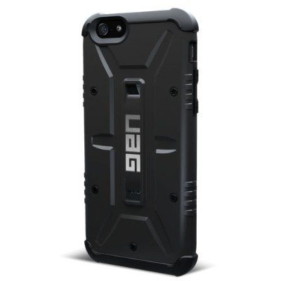 Urban Armor Gear UAG-IPH6/6S-BLK-VP Scout iPhone 6 Case - Black