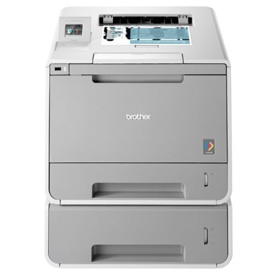 Brother HL-L9200CDWT Color Laser Printer with Dual Paper Trays for Higher Print Volume Applications