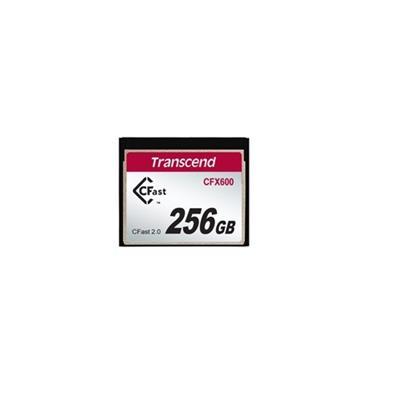 Transcend TS256GCFX600 256GB  CFast2.0  SATA3  MLC