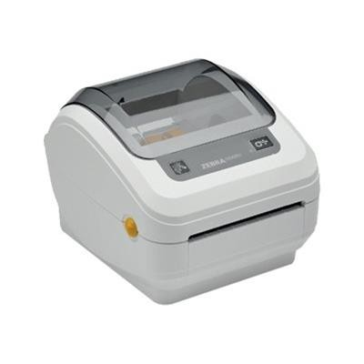 Zebra Tech GK4H-202210-000 GK Series GK420d - Healthcare - label printer - thermal paper - Roll (4.25 in) - 203 dpi - up to 300 inch/min - USB  LAN