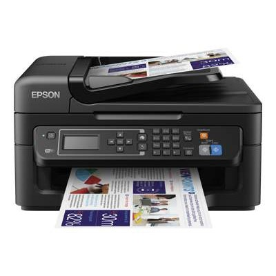 Epson C11CE36201 WorkForce WF-2630 - Multifunction printer - color - ink-jet - Legal (8.5 in x 14 in) (original) - A4/Legal (media) - up to 8 ppm (copying) - up