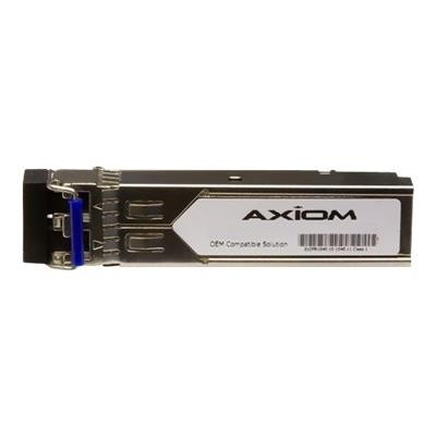 Axiom Memory AXG91799 SFP (mini-GBIC) transceiver module ( equivalent to: Cisco GLC-BX-D ) - Gigabit Ethernet - 1000Base-BX10-D - LC single-mode - up to 6.2 mil