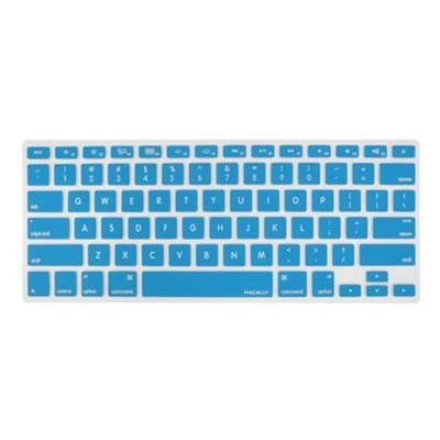 MacAlly Peripherals KBGUARDBL Protective Cover - Keyboard cover - blue