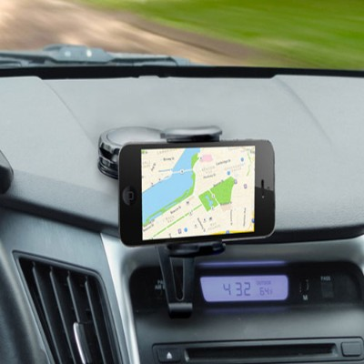 MacAlly Peripherals DMOUNT Fully Adjustable Car Dash Mount For Smartphones Android and most GPS