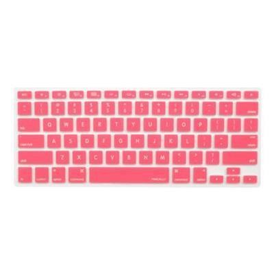 MacAlly Peripherals KBGUARDP Protective Cover - Keyboard cover - pink