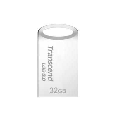 Transcend TS32GJF710S 32GB JetFlash 710  Silver Plating