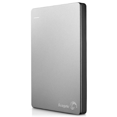 Seagate STDS2000100 Backup Plus for Mac STDS2000100 - Hard drive - 2 TB - external (portable) - USB 3.0 - black  silver