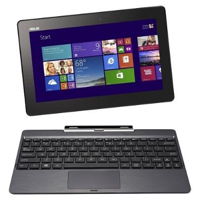 ASUS T100TA-H1-GR Transformer Book T100 Intel Atom Z3740 Quadcore 1.33GHz Tablet PC - 2GB RAM  500GB HDD  10.1 Touchscreen  802.11a/g/n Wireless LAN  Bluetooth