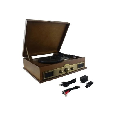 Pyle PTT30WD PyleHome Vintage Classic Style PTT30WD - Turntable