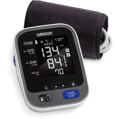 Omron BP786 10 Series Advanced Accuracy Upper Arm Blood Pressure Monitor with Bluetooth Connectivity