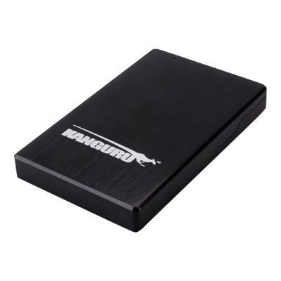 Kanguru Solutions QSSD-2H-480GB QSSD QSSD-2H - Solid state drive - 480 GB - external (portable) - 2.5 - USB 3.0
