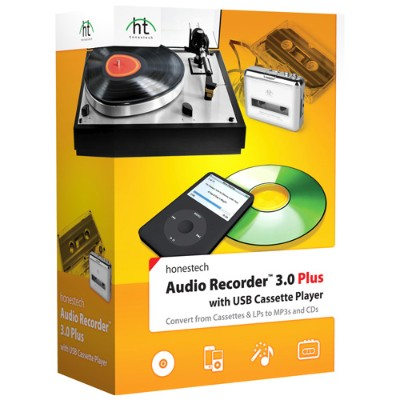 Honest Technology ARP3AA Audio Recorder 3.0 Plus