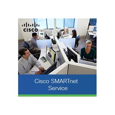 Cisco CON-3SNT-LFLSASLI SMARTnet - Extended service agreement - replacement - 3 years - 8x5 - response time: NBD - for P/N: L-FLSASR1-LI=