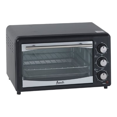 Avanti Products PO61BA PO61BA - Electric oven - 18 qt - black