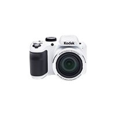 Kodak AZ421-WH PIXPRO Astro Zoom AZ421 - Digital camera - compact - 16.15 MP - 720p / 30 fps - 42x optical zoom - white