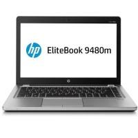HP EliteBook Folio 9480m Intel Core i5-4310U Dual-Core 1.90GHz Notebook PC - 8GB RAM, 256GB SSD, 14