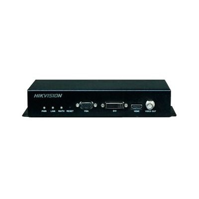 HIKvision DS-6401HDI-T DS-6401HDI-T - Video decoder - 1 channels - 1U - rack-mountable