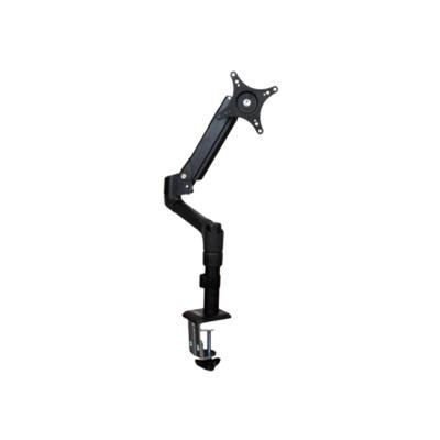 Discount Electronics On Sale StarTech ARMPIVOTE Articulating Monitor Arm - Grommet or Desk Mount w/ Gas-Spring - Mounting kit ( articulating arm ) for LCD display - plastic steel - black -