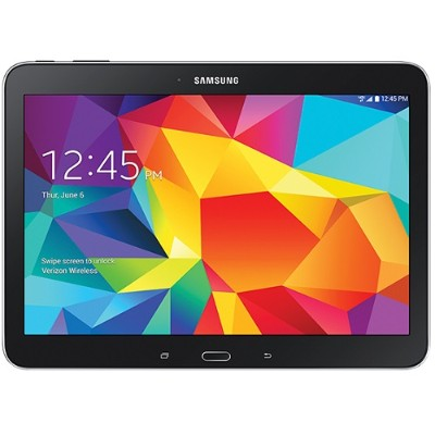 Galaxy Tab 4 10.1 1GB Tablet - Black (Verizon)
