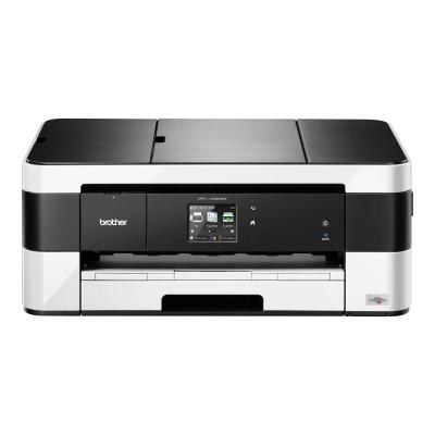 Brother MFCJ4420DW Brother Business Smart MFC-J4420DW Inkjet Multifunction Printer - Color - Plain Paper Print - Desktop - Copier/Fax/Printer/Scanner