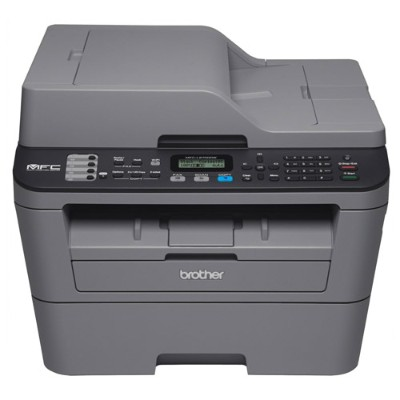 Brother MFCL2700DW MFC-L2700DW Compact Laser All-in-One with Wireless Networking and Duplex Printing