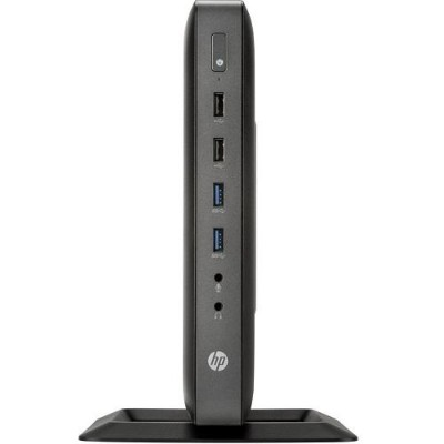 HP Inc. G6F35AT#ABA Smart Buy t620 AMD GX-415GA Quad-Core APU 1.50GHz Flexible Thin Client - 4GB RAM  16GB MLC mSATA SSD  Gigabit Ethernet