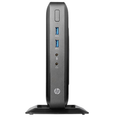 HP Inc. G9F02AT#ABA Smart Buy t520 AMD GX-212JC Dual-Core SOC APU 1.20GHz Flexible Thin Client - 4GB RAM  8GB M.2 SSD  Gigabit Ethernet