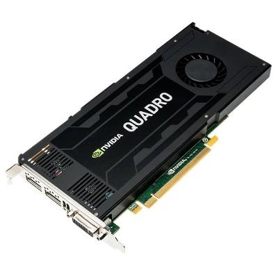 Pny Vcqk4200-pb Nvidia Quadro K4200 4gb Gddr5 Pcie Graphics Card