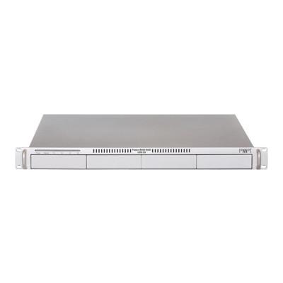 Sonnet FUS-R4BR5-0TB Fusion R400 - Hard drive array - 4 bays (SATA-300) - USB 3.0 (external) - rack-mountable - 1U
