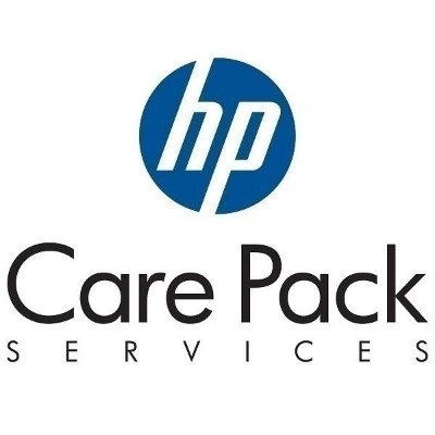 Hewlett Packard Enterprise U5BS3PE 1-year Post Warranty Next Business Day 2012 FC Array Foundation Care Service
