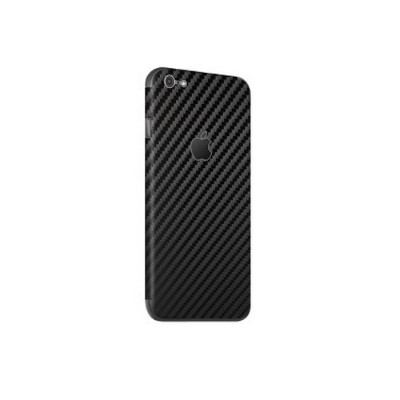 NLU Products DFAFB-API64-9A0 Armor Carbon Fiber for iPhone 6 4.7 - Black