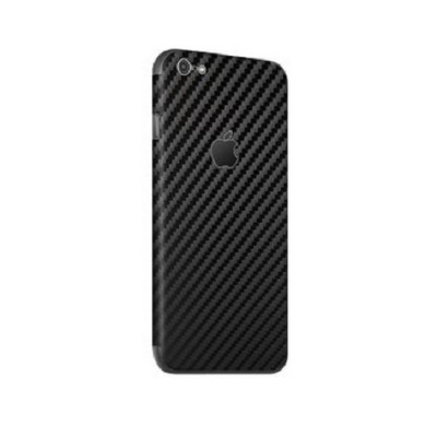 NLU Products DFAFB-API65-9A0 Armor Carbon Fiber for iPhone 6 Plus - Black