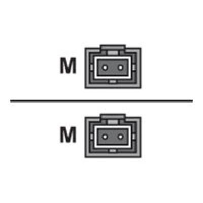 Axiom Memory MTMTMD6O-8M-AX AX - Network cable - MT-RJ multi-mode (M) to MT-RJ multi-mode (M) - 26 ft - fiber optic - 62.5 / 125 micron - OM1 - riser - orange