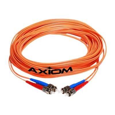 Axiom Memory SCMTMD6O-20M-AX Network cable - MT-RJ multi-mode (M) to SC multi-mode (M) - 66 ft - fiber optic - 62.5 / 125 micron - OM1 - orange