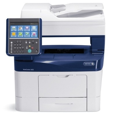 Xerox 3655/YXM WorkCentre 3655/YXM - Multifunction printer - B/W - laser - Legal (8.5 in x 14 in) (original) - A4/Legal (media) - up to 47 ppm (copying) - up to