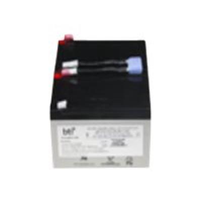 Battery Technology inc RBC6-SLA6-BTI Replacement Battery #6 for APC - UPS battery - 1 x lead acid - for P/N: DLA1500J  SMC1500  SMC15000I  SMT1000  SMT1000I  SM