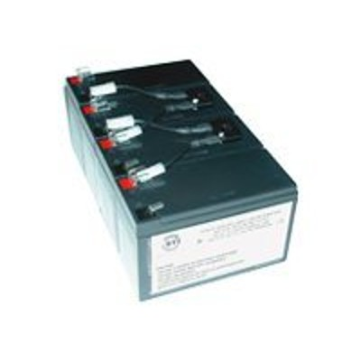 Battery Technology inc RBC8-SLA8-BTI Replacement Battery #8 for APC - UPS battery - 1 x lead acid - for P/N: SU1400RM  SU1400RMBX120  SU1400RMNET  SU1400RMX176