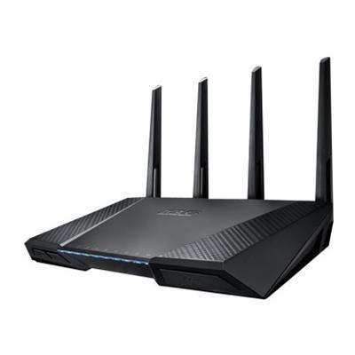RT-AC87U - wireless router - 802.11a/b/g/n/ac - desktop  wall-mountable