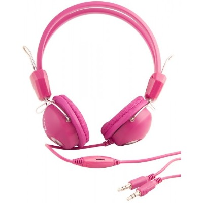 Urban Factory MHD06UF Crazy Headphones PC - Pink