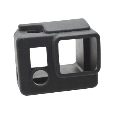 Urban Factory UGP26UF Protective cover for camcorder - silicone - black - for GoPro HERO3  HERO3+