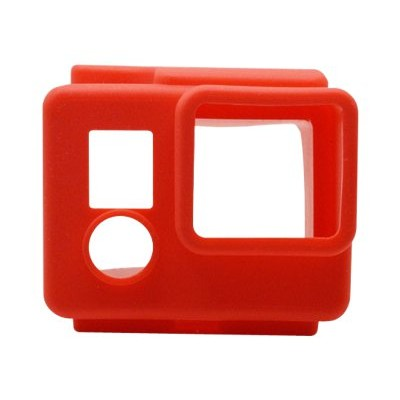 Urban Factory UGP29UF Protective cover for camcorder - silicone - red - for GoPro HERO3  HERO3+