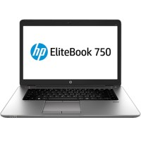 HP Smart Buy EliteBook 750 G1 Intel Core i5-4210U Dual-Core 1.70GHz Notebook PC - 4GB RAM, 500GB HDD, 15.6