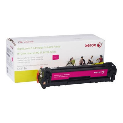 Xerox 006R03183 Magenta Toner Cartridge Replacement for HP CF213A for use with HP Color LaserJet Pro M251  LaserJet Pro 200 M251  200 M276  MFP M276