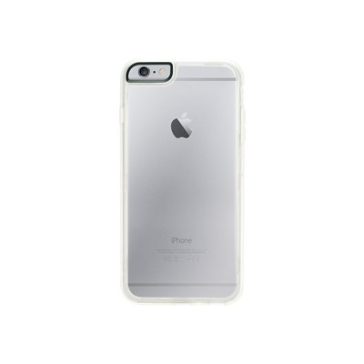 Griffin GB40411 Identity - Back cover for cell phone - polycarbonate  rubber - all clear - for Apple iPhone 6s Plus & iPhone 6 Plus