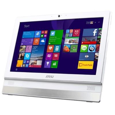 MSI ADORA20 2BT-010US Adora20 2BT Intel Celeron J1900 (4 Cores) 19.5 All-In-One Desktop PC