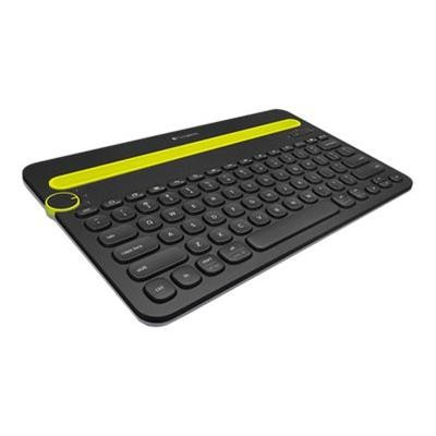Logitech 920-006342 K480 Bluetooth Multi-Device Keyboard - Black